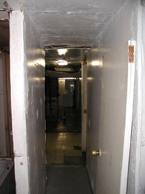 Basementhallway